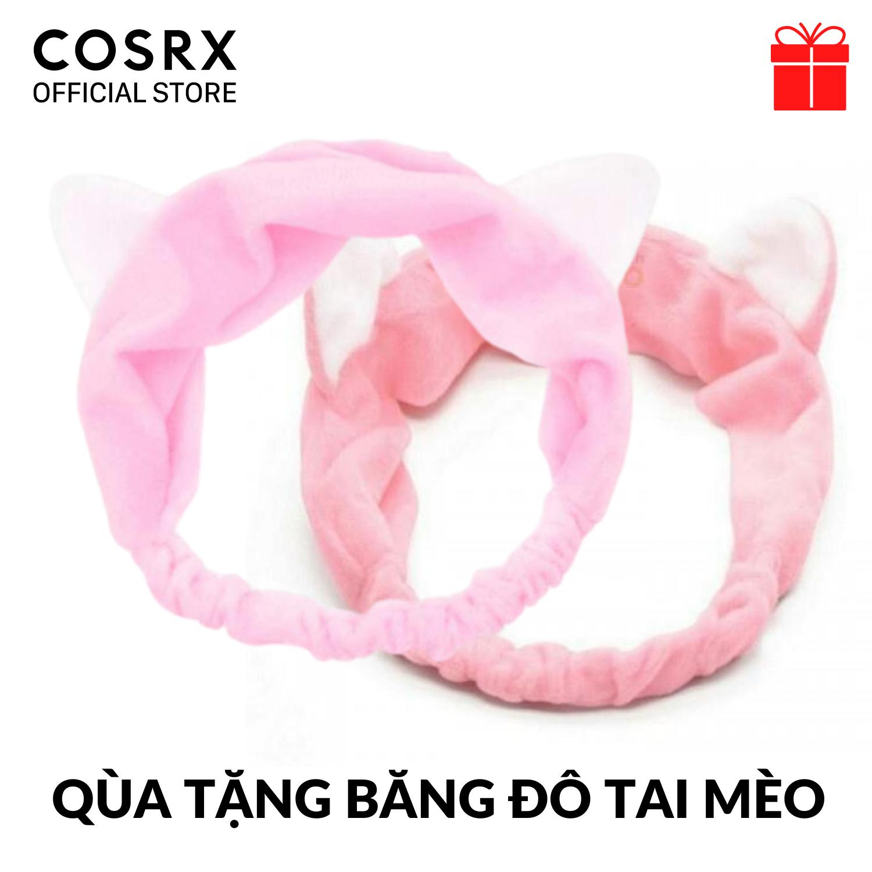 [Hàng tặng không bán] Băng đô tai mèo xinh COSRX