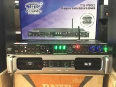 [ Mua 1 được 2 ] Vang cơ lai số T.D Acoustic T8 Pro kết hợp nâng tiếng hát đỉnh cao công nghệ giải trí