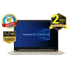 Laptop Asus A510UN-EJ463T I5-8250U, 4Gb, 1Tb, 15 Full Hd, VGA 2Gb, Win 10 (Gold) – Hãng phân phối chính thức