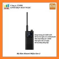 Bộ Đàm Xiaomi Mijia Gen 2