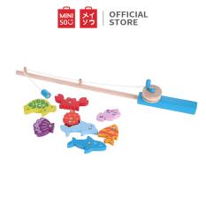 Đồ chơi ghép hình Miniso Fishing Set Toy TG2027 – Hàng chính hãng