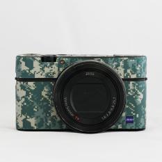 Máy ảnh Sony RX100M3 cũ 92% dán skin