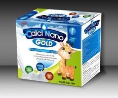 Canxi tăng chiều cao cho bé-Calci Nano Gold giúp Bổ Sung Canxi, Vitamin D3,Giup Phát triển chiêu cao ở trẻ, giảm loãng xương ở người lớn