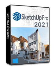 Bộ phần mềm SketchUp Pro 2021