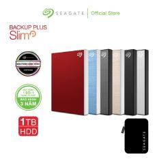 [Voucher 5% tối đa 300k cho đơn từ 200k] Ổ cứng di động Seagate Backup Plus Slim 1TB USB 3.0