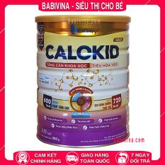 Sữa Calokid Gold 900G Giúp Trẻ 1-10 Tuổi Tăng Cân, Tăng Chiều Cao Vượt Trội