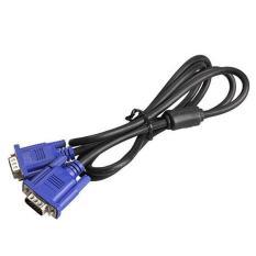 Cáp VGA, dây tín hiệu dùng cho màn hình máy tính, cáp màn hình máy tính dài 2m hàng Chính Hãng.
