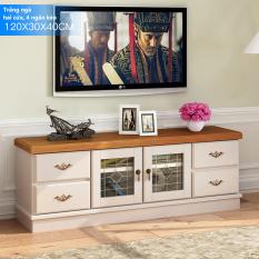 Kệ TV tủ tivi tủ TV tủ kệ phòng khách kệ bày TV gỗ cỡ nhỏ vừa hiện đại đơn giản trẻ trung Bắc Âu nội thất phòng khách tủ kệ giá đựng đồ phòng khách đa ngăn