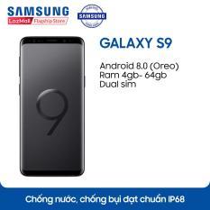 Điện thoại Samsung Galaxy S9 – 4GB RAM – 64GB ROM – 5.8 inch – – Android điện thoại thông minh