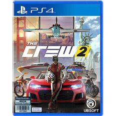 Đĩa game The Crew 2 PS4