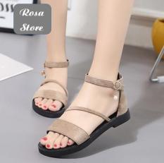 Giày sandal chéo 1 dây Rosa SD-0139