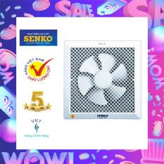 Quạt Hút Thông Gió Âm Trần Senko HT250 (40W) – Lỗ Khoét 30x30cm – Hàng Chính Hãng