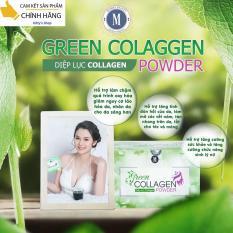 Combo 2 hộp – Diệp Lục Collagen – Green Collagen Powder