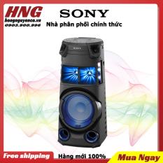 Dàn âm thanh Hifi Sony MHC-V43D – Hàng phân phối trực tiếp chính hãng – Bảo hành 1 năm toàn quốc