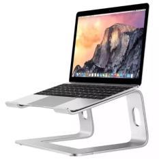 Giá đỡ để laptop stand notebook máy tính xách tay hợp kim nhôm có thể tháo rời kiêm tản nhiệt