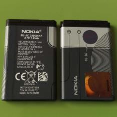 Pin Nokia BL 5C Dung Lượng 3800mAh 3,7v _Cam Kết Pin Đúng Hình (Loại 2ic Chống Phù)_Phân Phối Bởi Shop MyMy