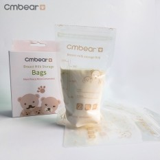 Túi trữ sữa Cmbear hộp 30 túi 220ml