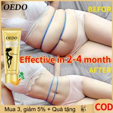OEDO Kem xoa giúp giảm cân đốt mỡ với thành phần Hyaluronic Acid và nhân sâm dưỡng ẩm và làm trắng da đem lại thân hình lý tưởng cho bạn gái khối lượng 40g – intl