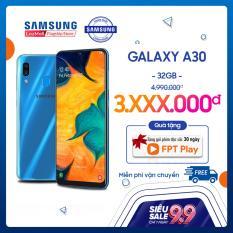 Samsung Galaxy A30 – Điện Thoại Chính Hãng