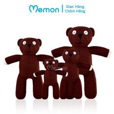 Gấu Bông Teddy Mr Bean 25cm-55cm Cao Cấp Memon