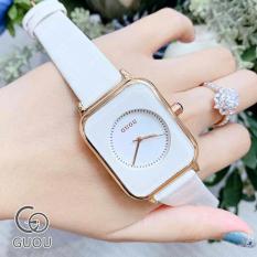 Đồng hồ Nữ GUOU VENUS Dây Mềm Mại đeo rất êm tay – Kiểu Dáng Apple Watch 40mm , Đồng hồ nữ chống nước, Đồng hồ nữ thời trang, Đồng hồ nữ thể thao, Đẹp,Sang trọng,Đẳng cấp, Bền, Giá Sốc, Đồng hồ nữ kính sapphire