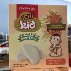 Bánh gạo trẻ em