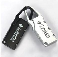 Ổ Khóa Số Du Lịch Columbia Mini, ổ khóa số, ổ khóa , khóa, khóa mini