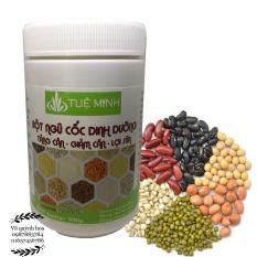 1kg bột ngũ cốc dinh dưỡng từ 12 loại hạt giúp lợi sữa