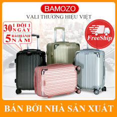 vali kéo du lịch Bamozo BMZ-8809 20inch/24inch Bảo Hành 5 năm