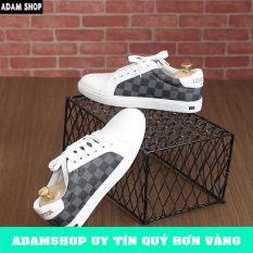 Giày sneaker nam hàn quốc 2020 da PU cao cấp, đế đúc nguyên khối (Giá Cực Shock) – ADAM SHOP(AD07)