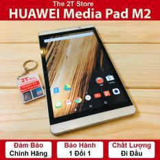 Máy tính bảng Huawei M2 (Wifi+4G) (Màu Bạc Xám) (Hàng nhập khẩu)