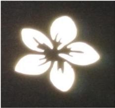 [TS] Sticker dán ủi phản quang quần áo ,nón bảo hiểm ….