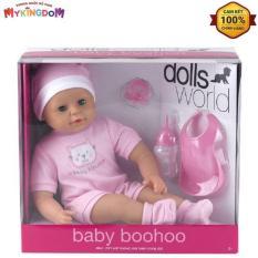 Bé Cưng Khóc Nhè Dollsworld DW8130