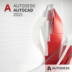 Autodesk AutoCAD 2021 – 1 năm bản quyền – Windows/Mac