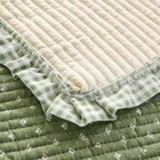 100% Cotton Đệm Sofa Cotton Phong Cách Đồng Quê Vải Nghệ Thuật Bốn Mùa Đa Năng Phòng Khách Phòng Chống TrượT HiệN ĐạI Giản Lược Đệm Ngồi Khăn Sô Pha Che