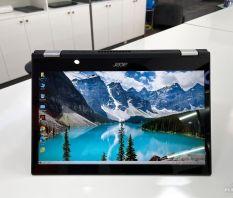 [ VIP ] Laptop Acer Spin 3 SP314-51 Core i5 8265U/ Ram 8Gb/ màn cảm ứng xoay lật 360 độ Full HD 1080P siêu đẹp