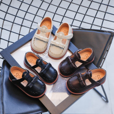 Giày Búp Bê Mềm Phong Cách Hàn Quốc Siêu Đẹp Cho Bé