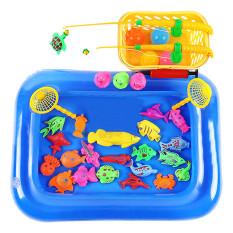 [Chọn kích thước] Bể phao chơi cát động lực, phao chơi đất nặn, phao câu cá cho bé – Smart Baby