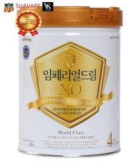Sữa Bột Namyang XO 4 – Hộp 800g (Cho trẻ 1-3 tuổi)