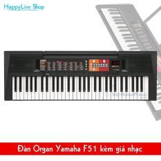 Đàn Organ Yamaha PSR- F51 mới nguyên thùng – Organ cho người mới học – Việt Hoàng Phong