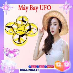 Máy Bay Fly Cam Drone UFO Máy Bay Cảm Ứng , Máy Bay Phản Lực, Điều Khiển Cảm Biến Cử Chỉ Tay, Tự Động Tránh Vật Cản, Nhào Lộn 360 Độ,Máy Bay Điều Khiển Từ Xa,Máy Bay Điều Khiển Từ Xa 4 Cánh. Có Đèn. Dễ Dàng Sử Dụng