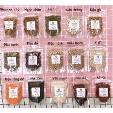 Hạt hữu cơ làm sữa hạt cho bé (đậu gà), sản phẩm có nguồn gốc xuất xứ rõ ràng, đảm bảo chât lượng, cam kết sản phẩm y như hình