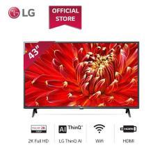 Smart TV LG 43inch FHD – Model 43LM6300PTB (2019) – Hãng phân phối chính thức
