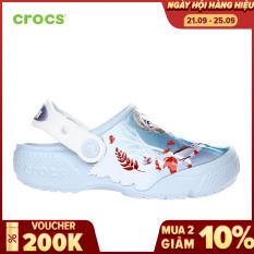 CROCS Giày lười clog trẻ em Funlab 206165