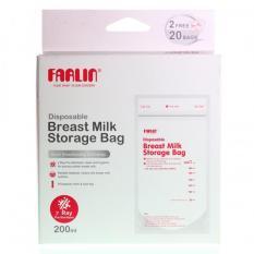 Túi trữ sữa không có BPA Farlin 200ml BP-869.2