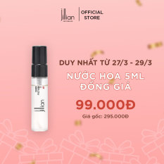 Nước hoa Jillian: Dark Fiction 5ml (EDP)