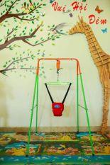 [TẶNG KÈM CHAI NƯỚC] Xích đu nhún nhảy JUMPER KIDS Ảnh Thật hàng thật – đổi trả 1 -1 Xích đu cho bé tập đi, Đai tập đi em bé, Đai nhún nhảy cho bé