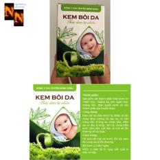Kem Bôi Da Minh Hùng Loại Bỏ Chàm Sữa, Rôm Sảy Cho Bé Ngủ Ngon