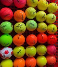 10 quả bóng màu mới từ 80 đến 90 phần trăm