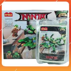 Đồ Chơi Noel – Xếp Hình Thông Minh Ninja Sy3021 – Đồ Chơi Trẻ Em Toy Mart
